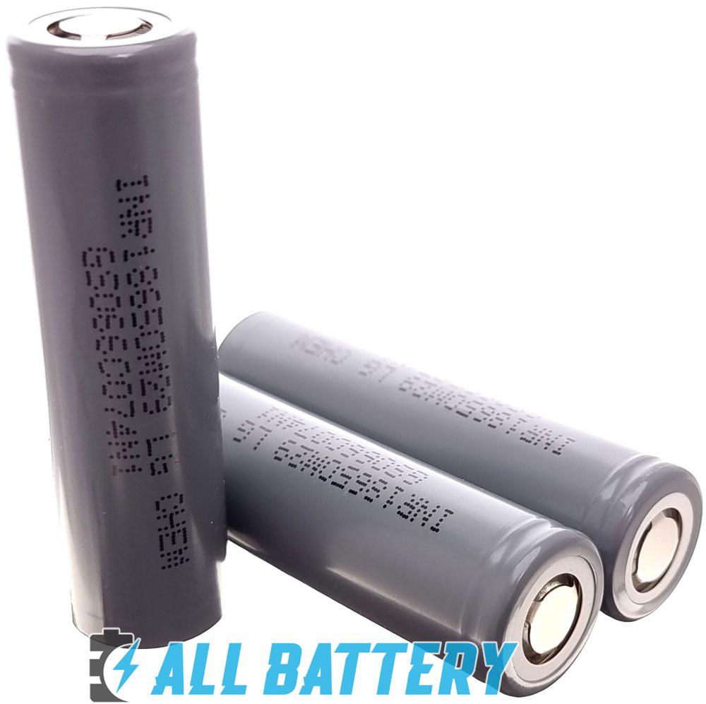 Аккумуляторы LG M29 2850 mAh 6A Li-Ion 18650.