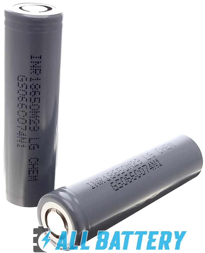 LG M29 Li-Ion 2850 mAh 6A (10A) 18650 - пормышленные литий-ионные аккумуляторы формата 18650.