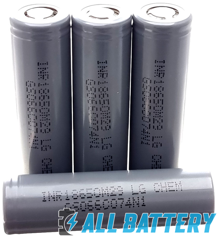 Аккумуляторы LG M29 2850 mAh 18650 Li-Ion.
