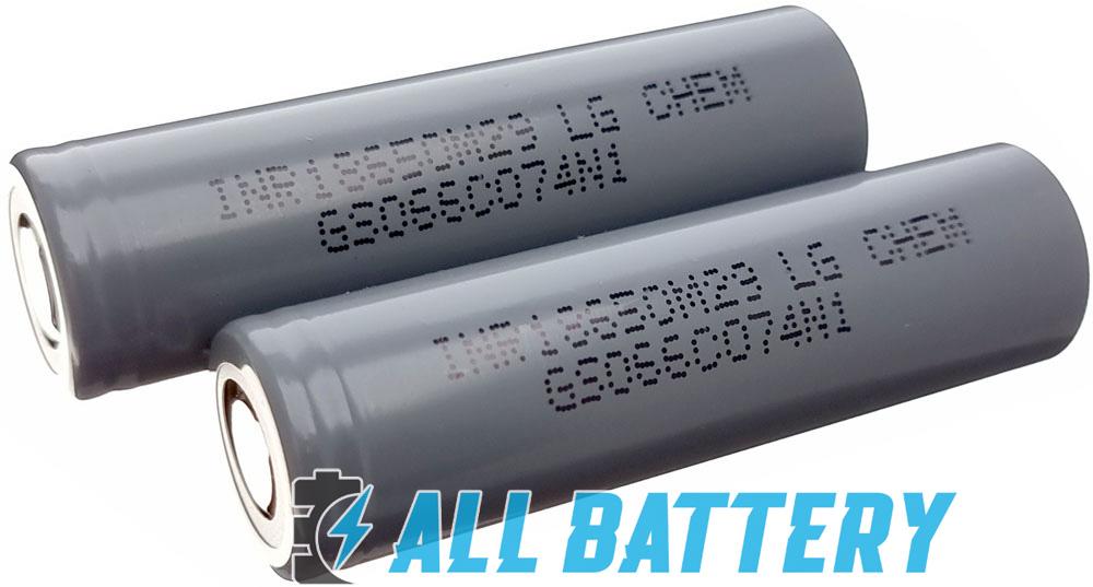 Область применения аккумуляторов 18650 LG M29 2850 mAh 6A.
