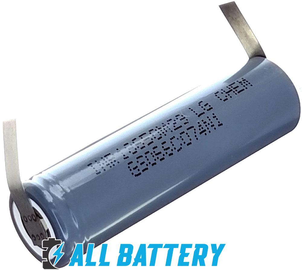 Аккумулятор 18650 LG INR18650 M29 2850 mAh Li-ion 3,7V, 6A (10A) Solder Tags.
