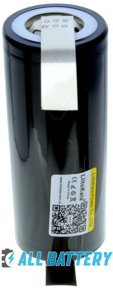 Аккумуляторы 26650 LiitoKala 5000 mAh Lii-50A с лепестками под пайку область применения.