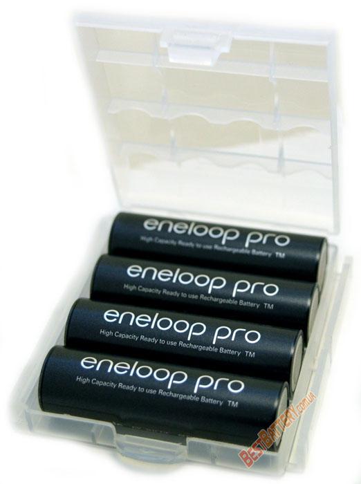 Panasonic Eneloop Pro 2600 mAh бокс