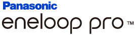 Panasonic Eneloop Pro 2550 mAh (BK-3HCCE)