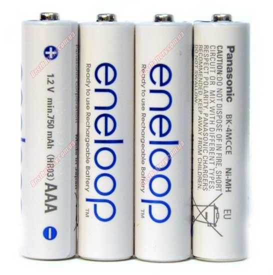 Panasonic Eneloop 800 mAh (BK-4MMCE)