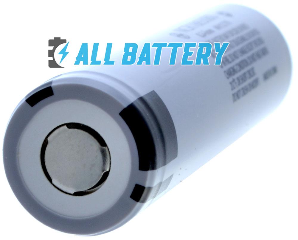 Panasonic NCR18650BD 3200 mAh 10A - пормышленные Li-Ion аккумуляторы формата 18650 без защиты.