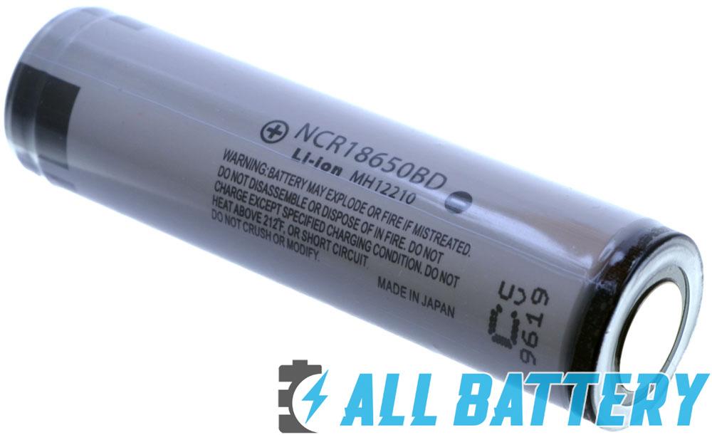 Литий-ионные аккумуляторы Panasonic NCR18650BD 3200 mAh Protected.