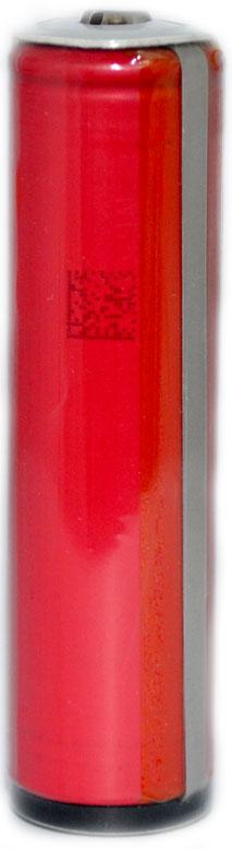 Sanyo NCR18650GA 3500 mAh Protected Li-Ion аккумуляторы с защитой.