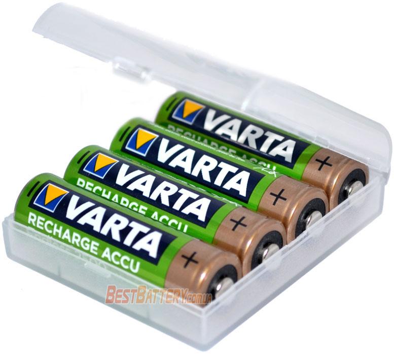 Varta Endless 2500 mAh AA LSD бокс АА аккумуляторы.