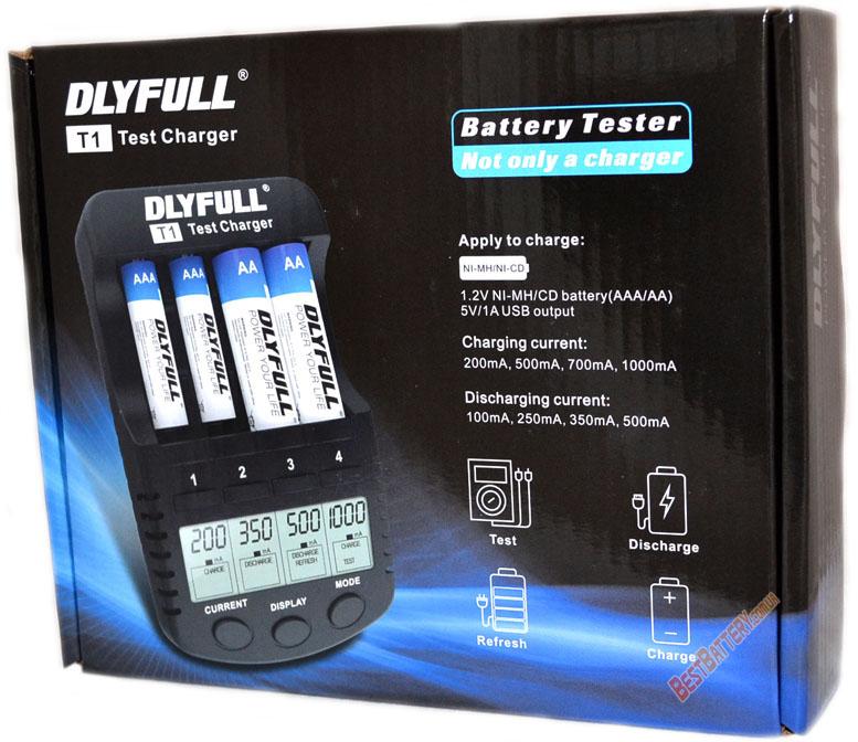 DLY FULL T1 (PS-NC1000) упаковка.