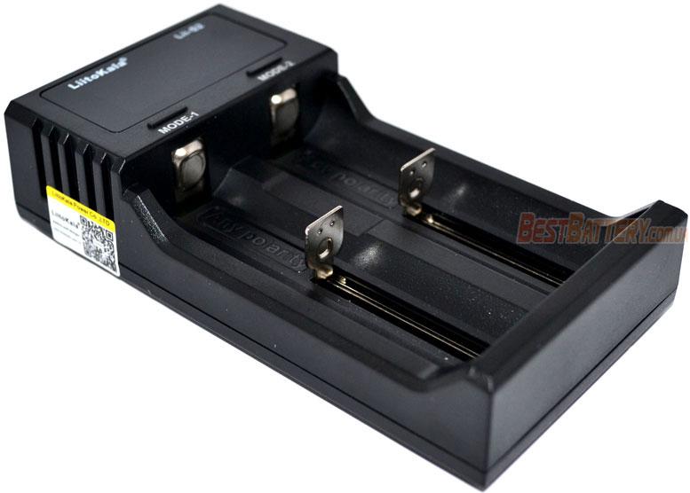 LiitoKala Lii-S2 - универсальное зарядное устройство для Ni-Mh, Ni-Cd, Li-Ion и LiFePO4.