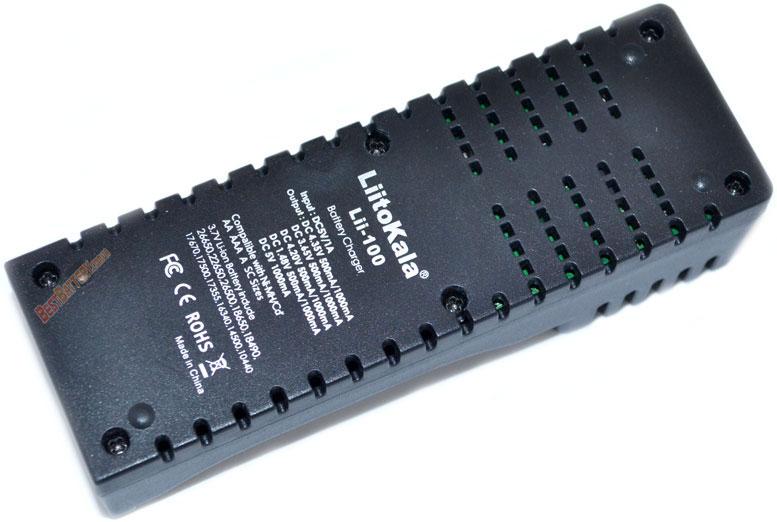 Техническая характеристика LiitoKala Lii 100
