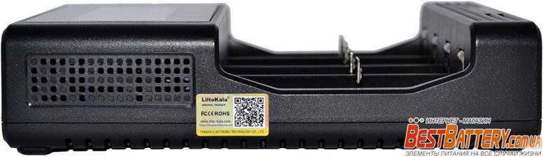 Зарядное устройство LiitoKala Lii 600.