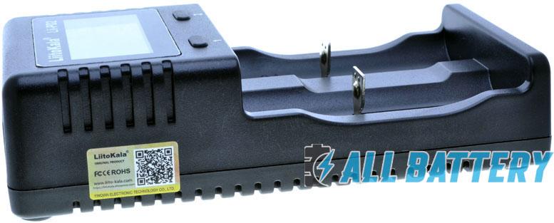 Зарядное устройство Liitokala Lii PD 2 QR код проверки оригинальности.