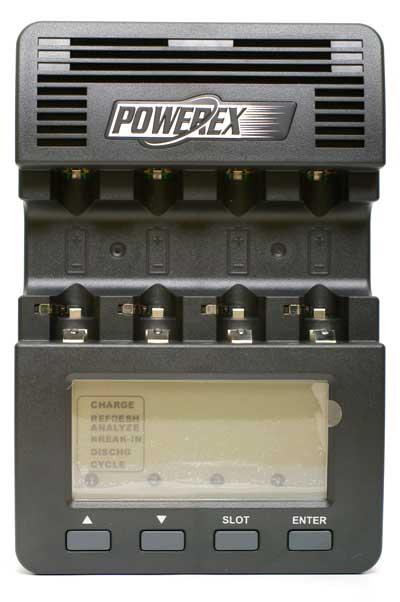 Maha Powerex MH-C9000 Charger-Analyzer
