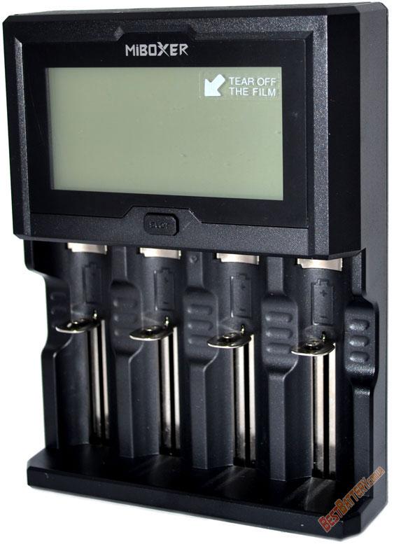 MiBoxer C4-12 - БЫСТРОЕ универсальное зарядное устройство.