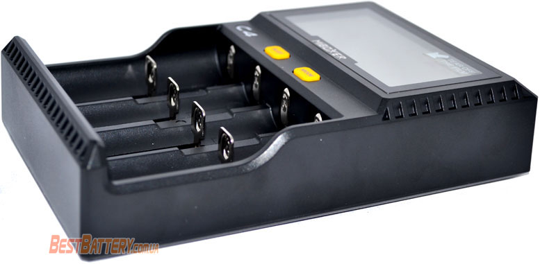 Зарядное устройство для Li-Ion, LiFePO4 и Ni-Mh MiBoxer C4.