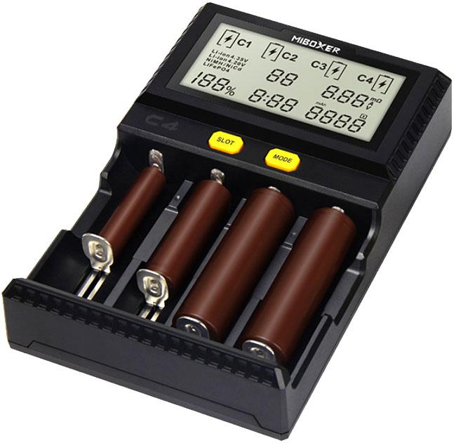 MiBoxer C4 V3 New - обновленная версия универсального зарядного устройства.