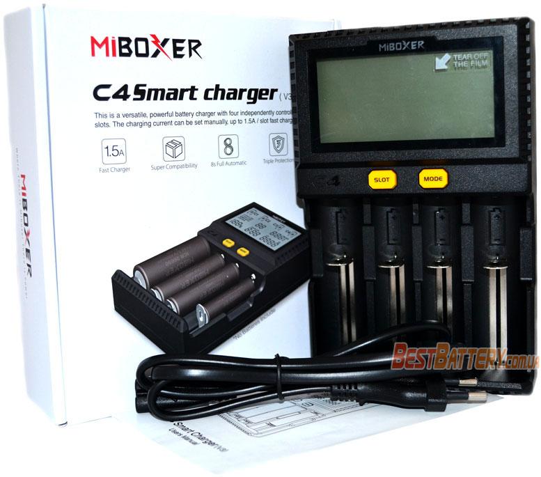 Комплект поставки MiBoxer C4 v3 New.