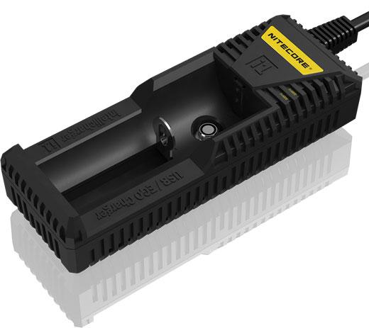 Nitecore Intellicharger i1 - универсальное зарядное устройство для Li-ion и IMR аккумуляторов