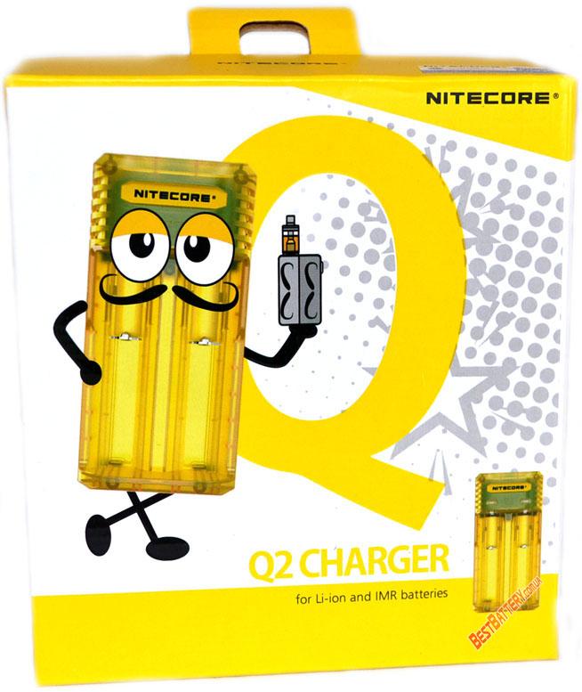 Комплект поставки Nitecore Q2