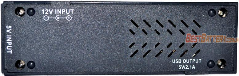 Функция Power Bank в зарядном устройстве Opus BT-C100.