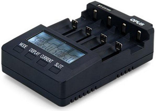 Opus BT-C3100 v2.2 универсальное зарядное устройство