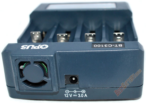 Opus BT-C3100 Intelligent charger