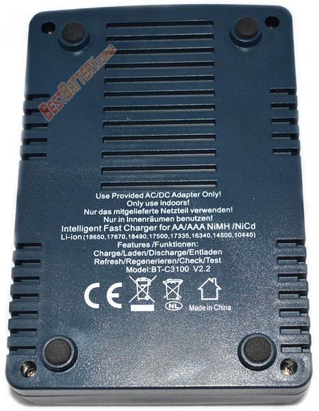 зарядного устройства Opus BT-C3100 v2.2