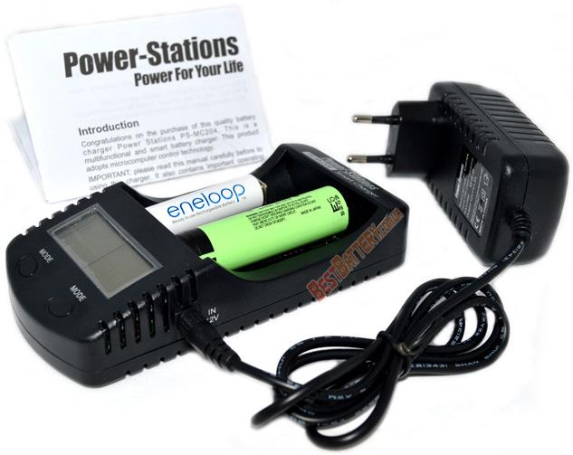 Особенности зарядного устройства Power Stations PS-MC204