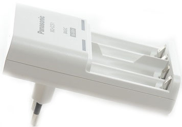 Panasonic BQ-CC51E + 4 Panasonic Eneloop 2000