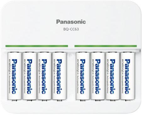 Зарядное устройство Panasonic Eneloop BQ-CC63.