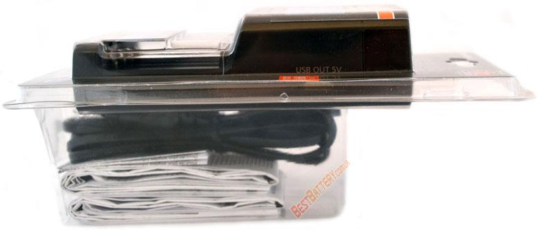 Комплект поставки Panasonic Eneloop BQ-CC65
