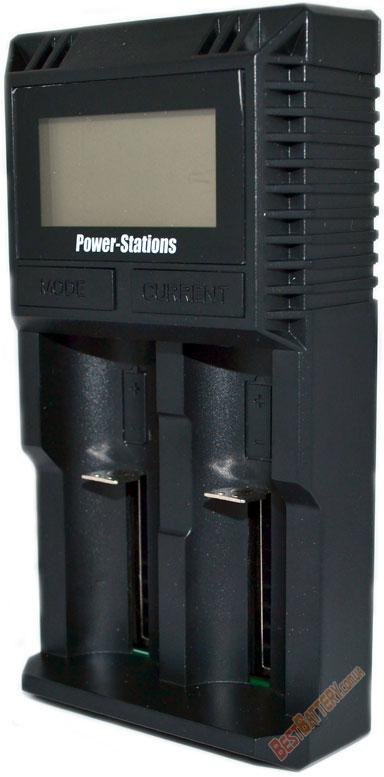 Power Stations MT2000 - универсальное зарядное для Ni-Mh, Ni-Cd и Li-Ion на 4 канала.