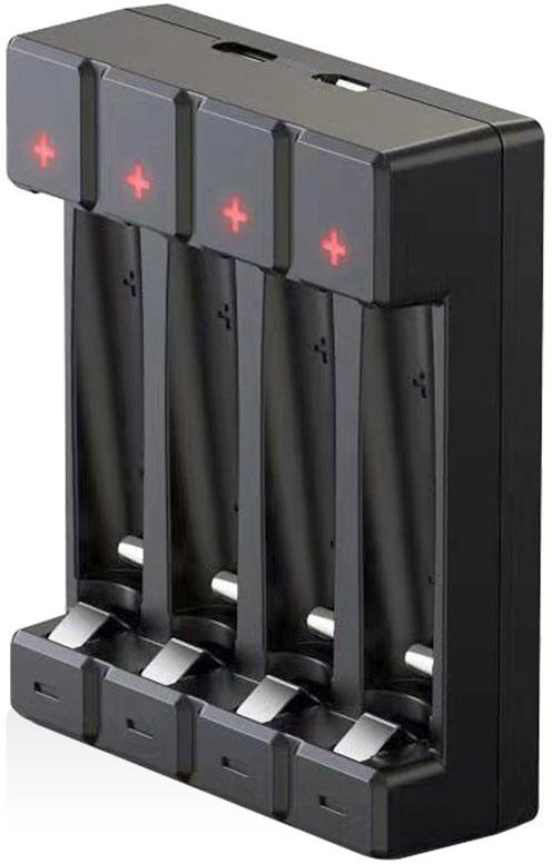 Зарядное устройство USB Soshine Chocolate-1.5V AA/AAA.