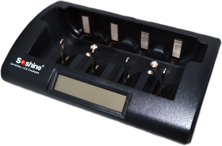 Зарядное устройство Soshine CD1