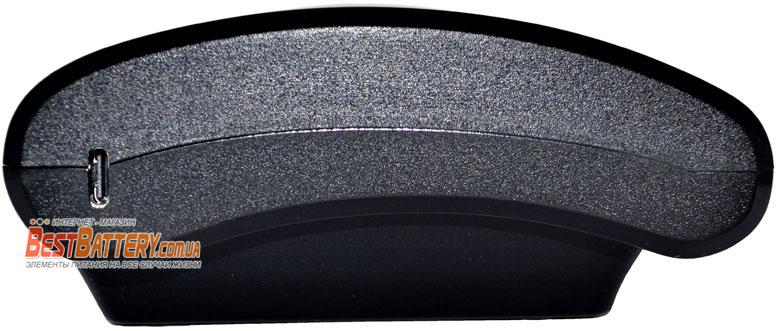 Зарядное устройство Soshine CD1 PRO гнездо USB Type C для подключения питания.