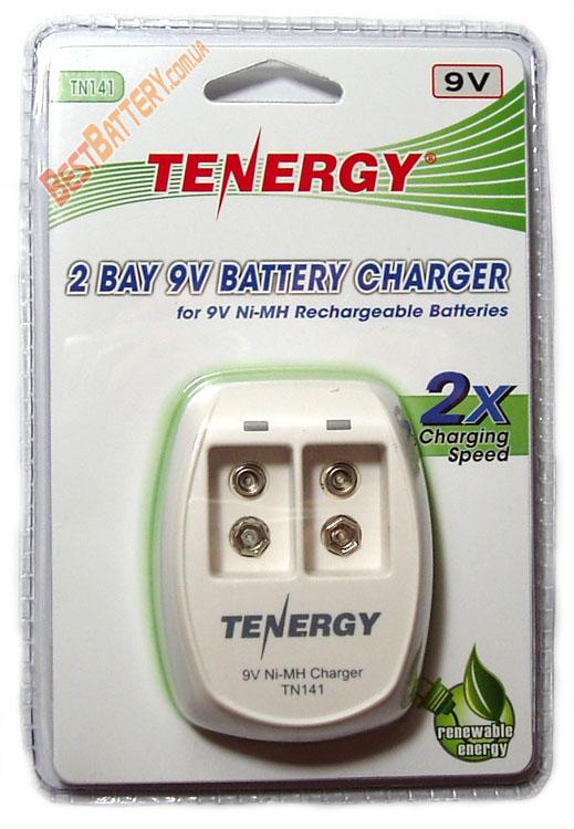 Зарядное устройство Tenergy TN 141