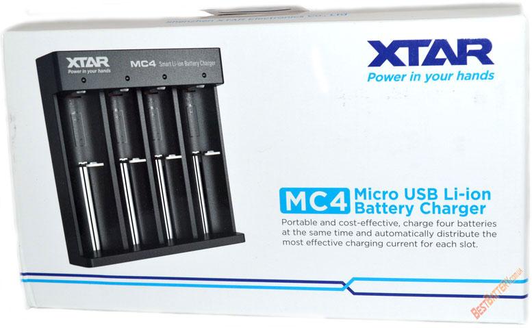 Комплект поставки XTar MC4