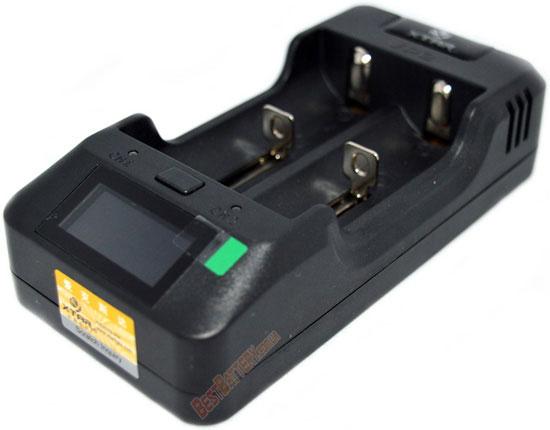 XTar VP2 - универсальное зарядное устройство для Li-Ion и LiFePO4 аккумуляторов