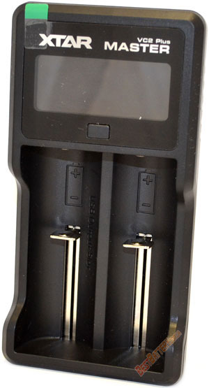 XTar VC2 Plus Master - универсальное зарядное устройство