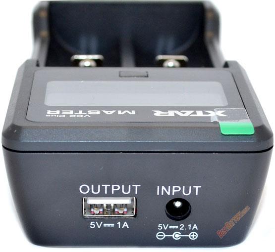 Особенности зарядного устройства XTar VC2 Plus Master
