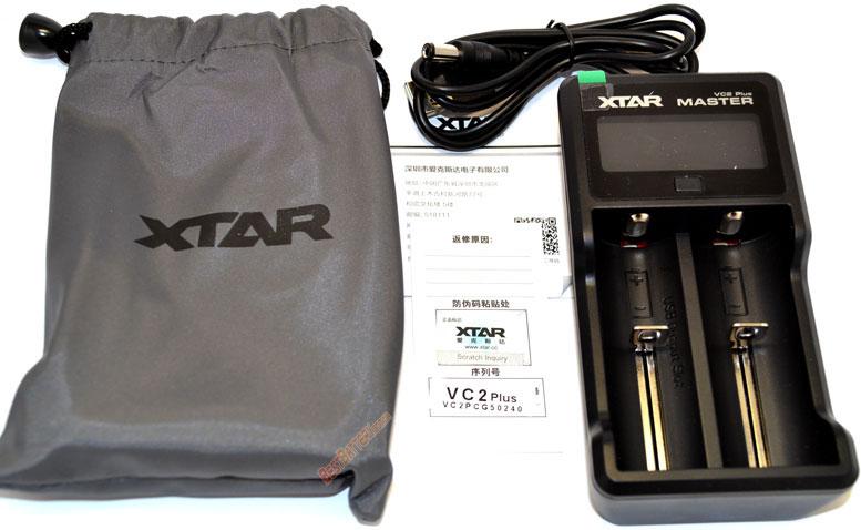 Техническая характеристика XTar VC2 Plus Master