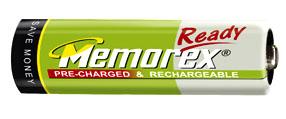 Memorex Ready 2100 mAh