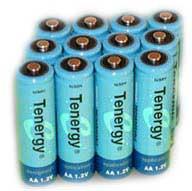 Аккумуляторы Tenergy 2600 mAh - высококачественные аккумуляторы, которые выпускаются исключительно для внутреннего рынка США и Канады.