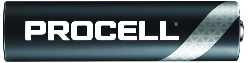 Duracell Procell Alkaline AAA профессиональные минипальчиковые батарейки.