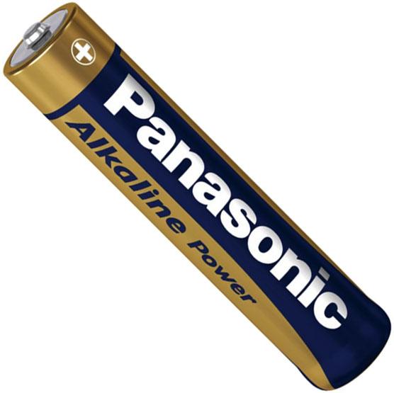 Батарейки Panasonic AAA Alkaline Power.
